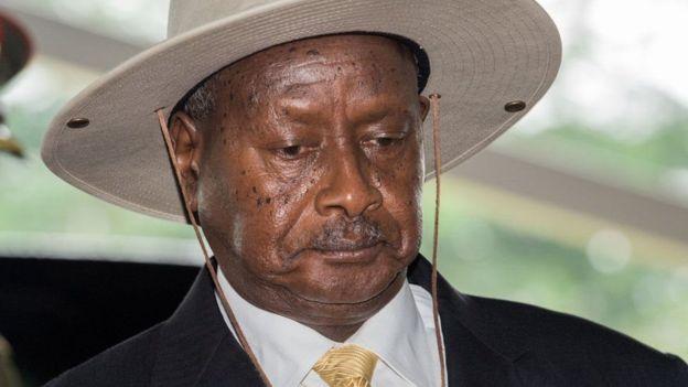 乌干达总统