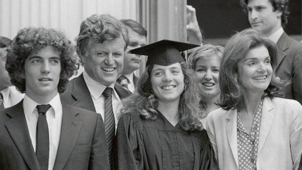 Grado de Caroline Kennedy