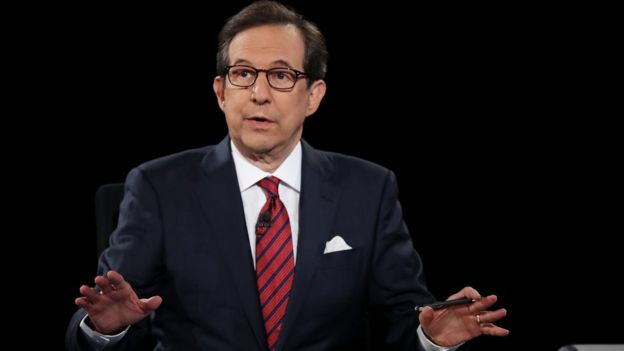Chris Wallace, periodista de FOX