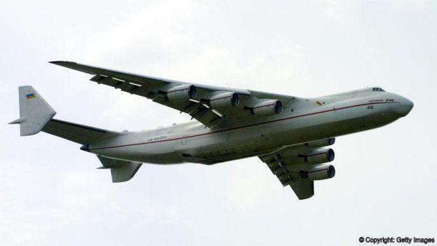 An-225 ya Antonov