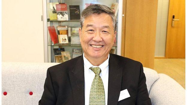 Giáo sư Phó Côn Thành