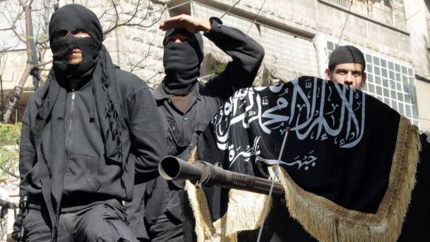 Nusra Cephesi 2016'da adını değiştirmiş ve El Kaide'den ayrıldığını duyurmuştu.