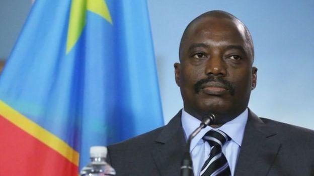 La Suisse reproche au président Kabila (en photo) et à certains de ses proches d'avoir commis des violations des droits de l'homme et d'avoir entravé le processus démocratique en RDC.