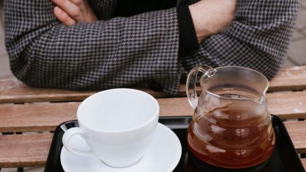 Tea cup (Photo: Roman Drits)
