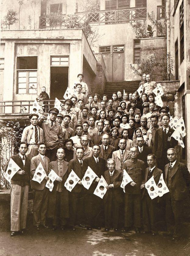 大韓民國臨時政府成員