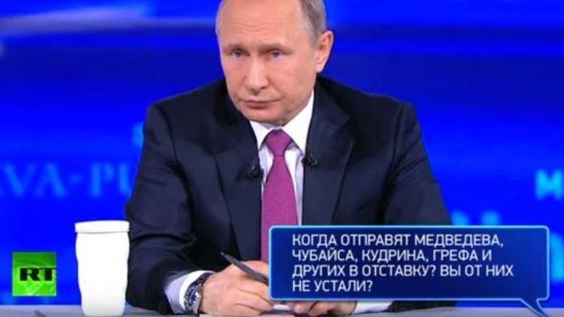 Самые острые СМС-ки Путину