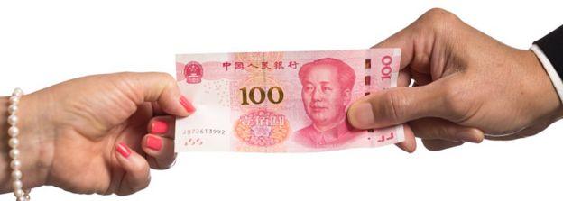 Китайські гроші