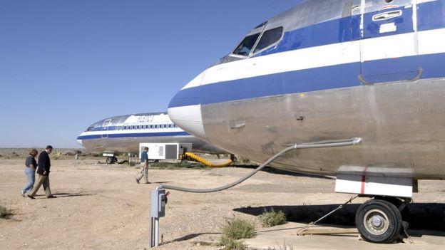 Самолеты Boeing 727