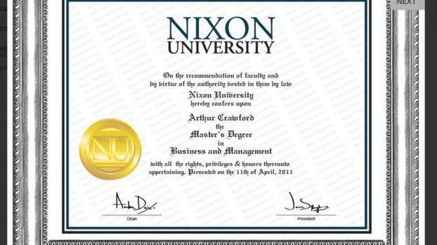 Nixon University