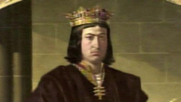 الملك فرديناند
