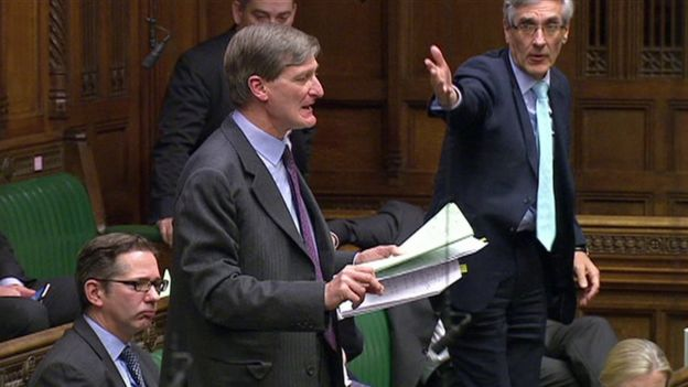Dominic Grieve and John Redwood