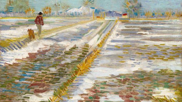Beyaz Saray'ın Van Gogh tablosu talebini geri çeviren müzeden 'Onun yerine altın klozet verelim' teklifi ile ilgili görsel sonucu