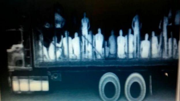 Imagen de rayos X