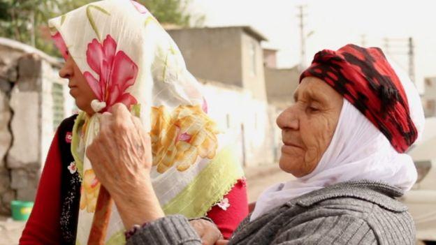 90 yaşındaki Fesla Ayaz