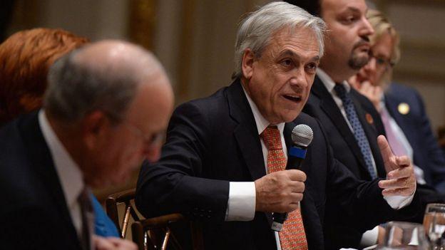 Este no es el primer chiste machista que le cuesta críticas a Piñera.