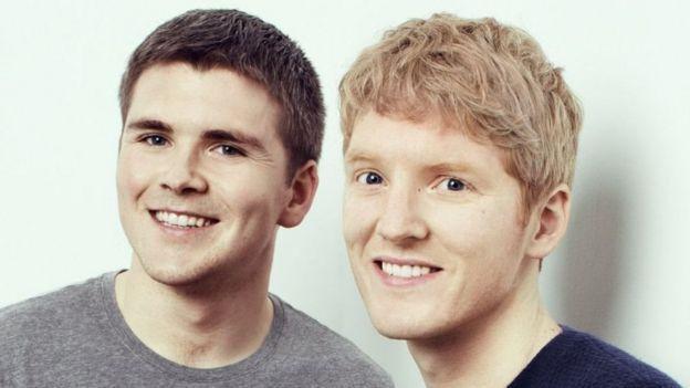 جون وشقيقه باتريك
