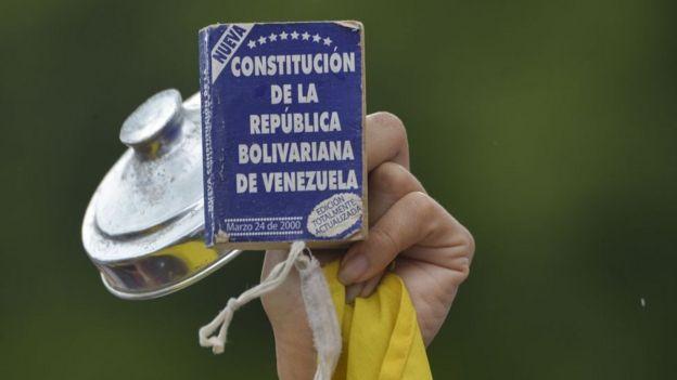 Constitución de Venezuela.