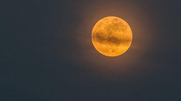 Luna llena.