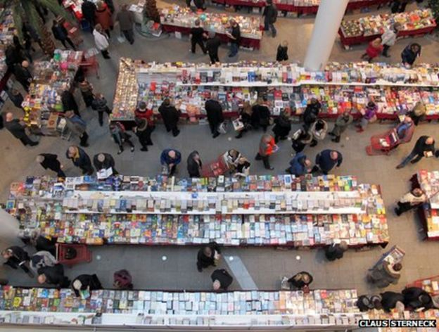Bookfair in Iceland