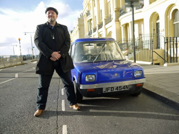 The Enfield Thunderbolt An Electric Car Before Its Time Bbc News