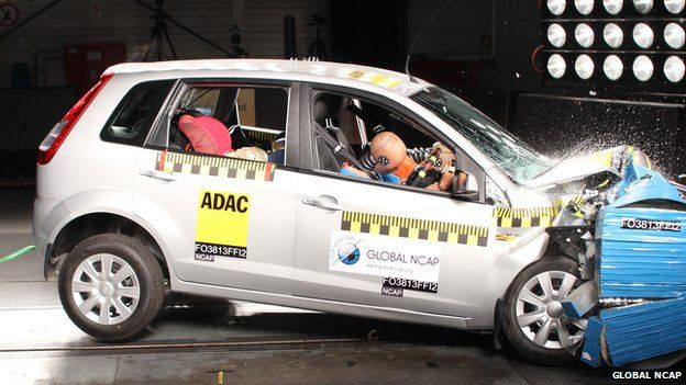 ... Ford Figo received a zero-star safety rating for adult occupant protection & Popular Indian cars fail crash tests - BBC News markmcfarlin.com