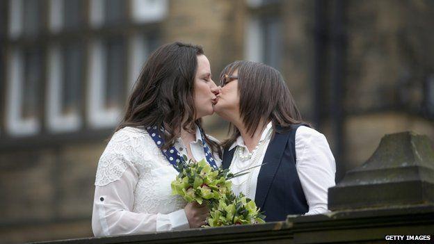 Lesbian Marriage Canada