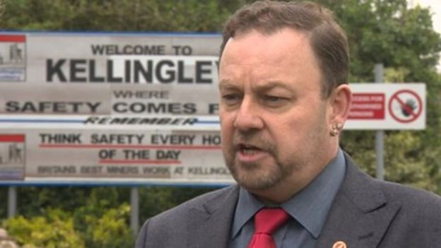 Nationalise coal\' call over Kellingley and Thoresby closures - BBC ...