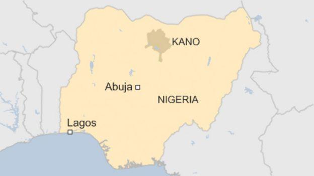 Nigeria Atheist Bala Freed From Kano Psychiatric Hospital BBC News - Atheist map of the us
