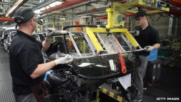 automotive companies, also not seeing the benefit of the pound strength, similar to shim manufacturers.