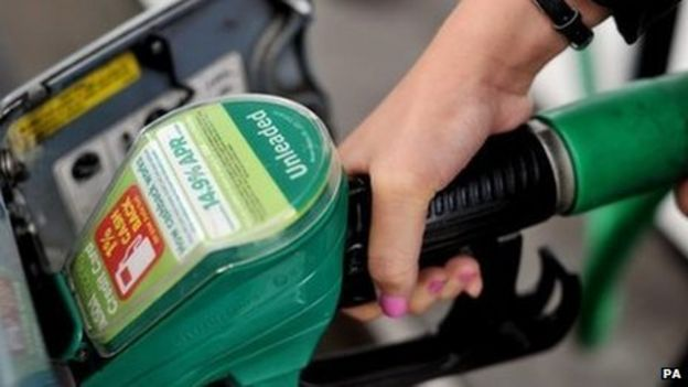 Petrol prices affected as well as the manufacturing industry