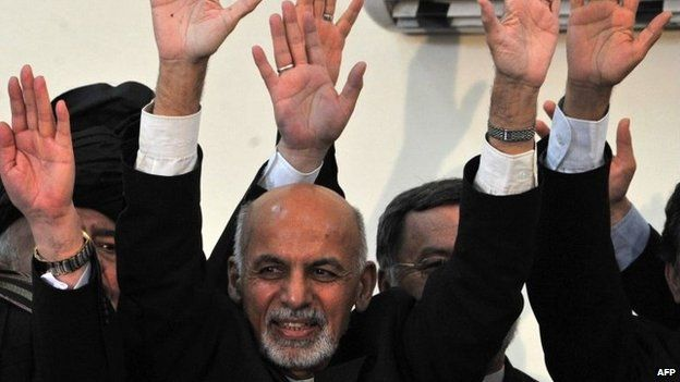 Ghani insists on 'reconciliation with Pakistan'