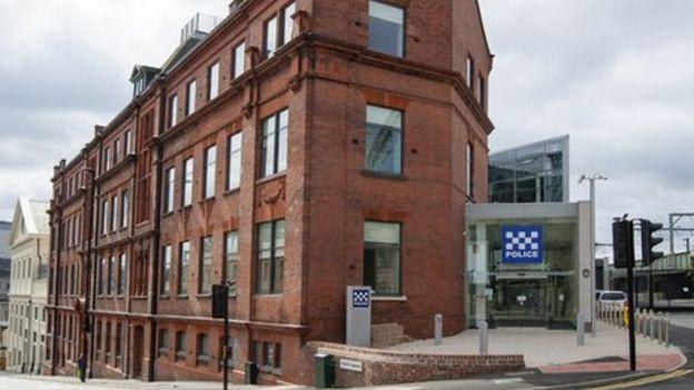 Northumbria Police - Newcastle City Centre Police Station   Forth Banks, Newcastle Upon Tyne NE1 3PH   999