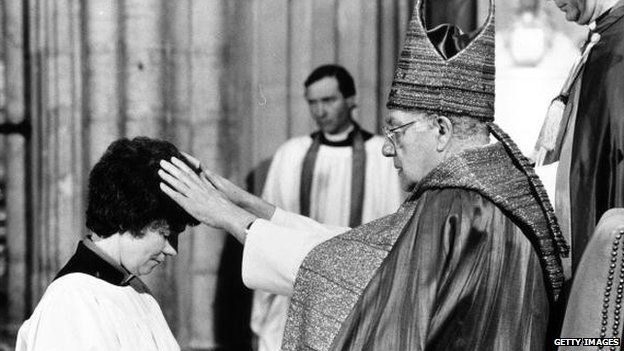 Image result for 1987 ordination of women