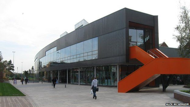 The Hub at Edge Hill University