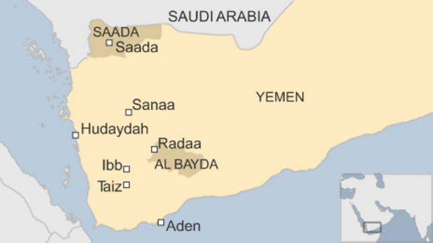 Meeting the Houthis and their enemies BBC News