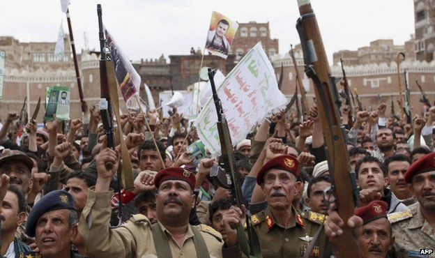 Houthis attacked Saudi Arabia