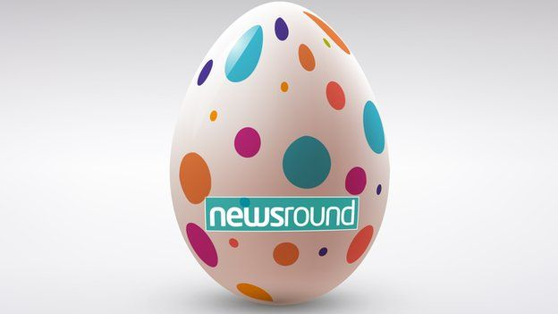 Why do we have easter eggs and the easter bunny cbbc newsround easter egg negle Gallery