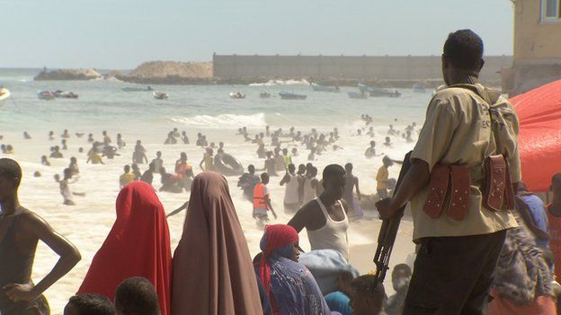 Somali Beach Resort