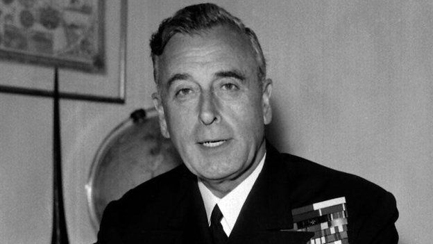 1st Viscount Mountbatten of Burma