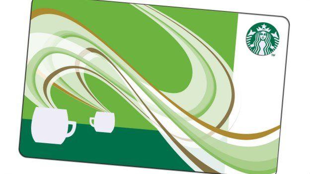 Starbucks says gift card hack was 'fraudulent activity' - BBC News