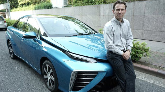 Battle Of Zero Emissions Cars Hydrogen Or Electric Bbc News