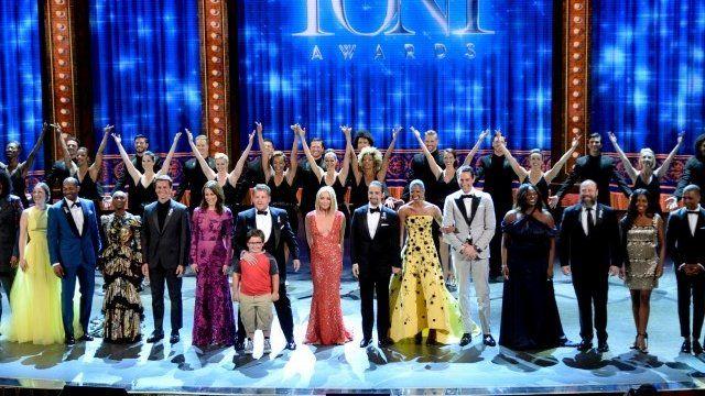 Tony Nominees at The Beacon Theatre in New York