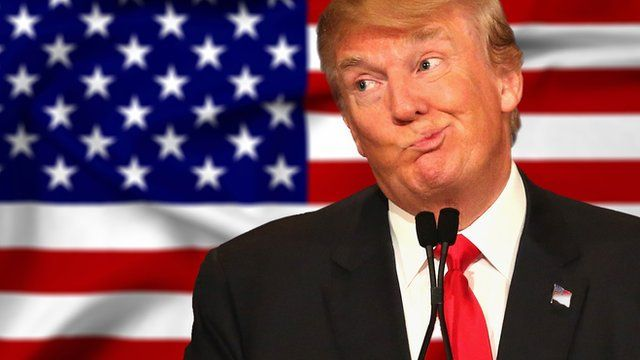 Is Donald Trump the most moderate Republican candidate for years?