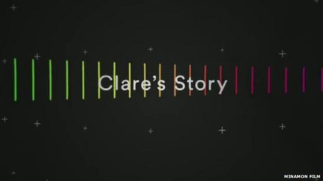 Clare's story