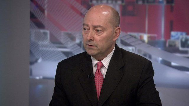 Adm James Stavridis is the former Supreme Allied Commander at Nato