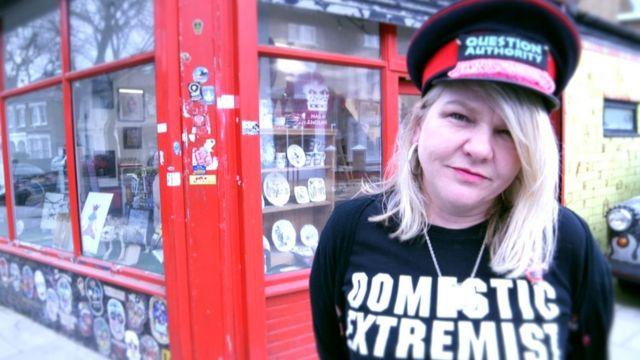 Anarchist shop
