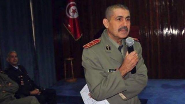 Brig Gen Fathi Bayoudh.