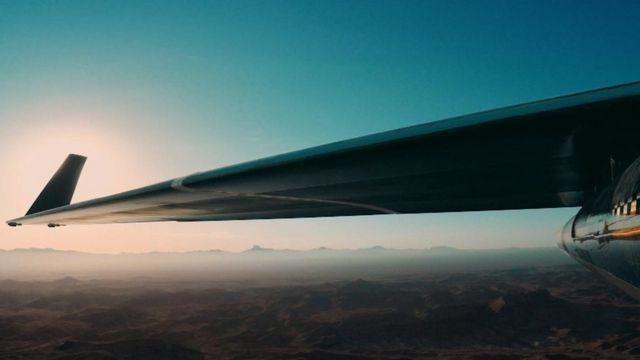 Facebook's solar-powered drone