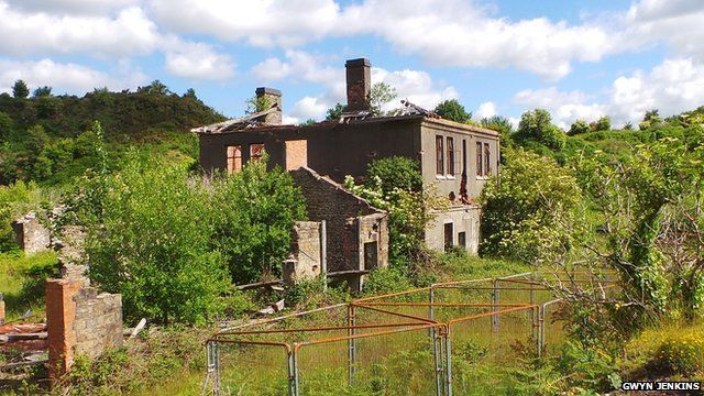 Colliery complex