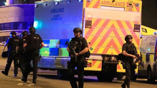 Media player Police in Manchester